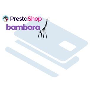 PrestaShop Bambora Credit Card Payment Module